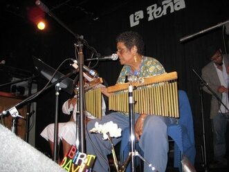 Avotcja w/unseen members of Modúpue @ La Peña Berkeley, CA 7/25/2010