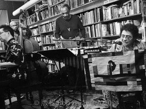 Avotcja & Modúpue @ Brid & Becketts 1/2/2011 Francisco, CA w/Jon Jang, Eugene Warren, Yancie Taylor, Avotcja