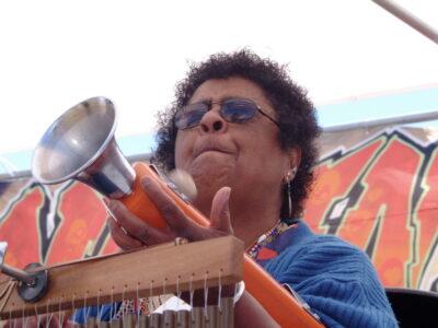 Avotcja @ Malcolm X Jazz Festival Oakland, CA