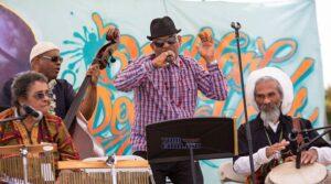 AVOTCJA & MODÚPUE with Agogo at Malcom X Jazz Fest